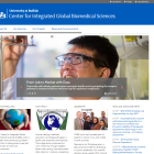 Center for Integrated Global Biomedical Sciences Website.