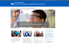 Center for Integrated Global Biomedical Sciences Website