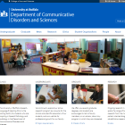 Department of Communicative Disorders and Sciences Website.