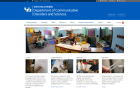 Department of Communicative Disorders and Sciences Website