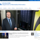 Department of Biomedical Informatics website.