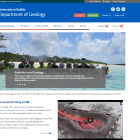 Department of Geology website.