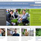 Department of Community Health and Health Behavior.