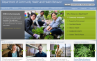 Department of Community Health and Health Behavior