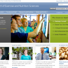 Department of Exercise and Nutrition Sciences.
