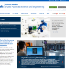 Shared Facilities: Science and Engineering website.