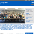 Faculty Senate website.