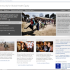 Global Health Equity website.