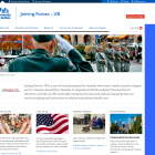 Joining Forces–UB website.