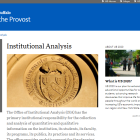 Office of Institutional Analysis Website.