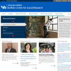 Buffalo Center for Social Research website.