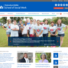 School of Social Work website.