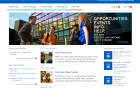 Student Life Gateway website