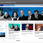 UB Distinguished Speakers Series Website.