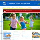 University at Buffalo Child Care Center.