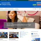 UB Campus Living Website.