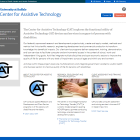 Center for Assistive Technology website.