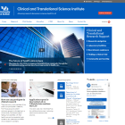 Clinical and Translational Science Institute website.