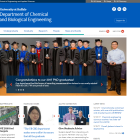 Department of Chemical and Biological Engineering website.