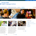 English Language Institute website.