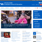 Graduate School of Education website.