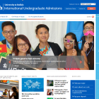 International Undergraduate Admissions website .