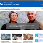 International Education website.