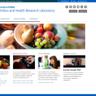 Nutrition and Health Research Lab website.