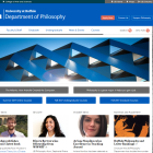 Department of Philosophy website.