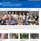 Romanell Center for Clinical Ethics and the Philosophy of Medicine website.