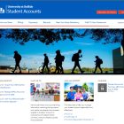 Student Accounts website.