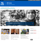 UB Cares website.