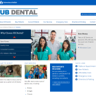 UB Dental website.